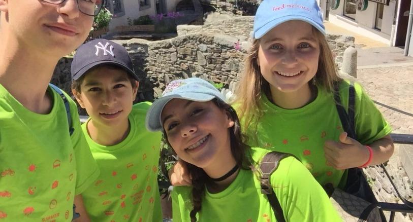 summer camp international